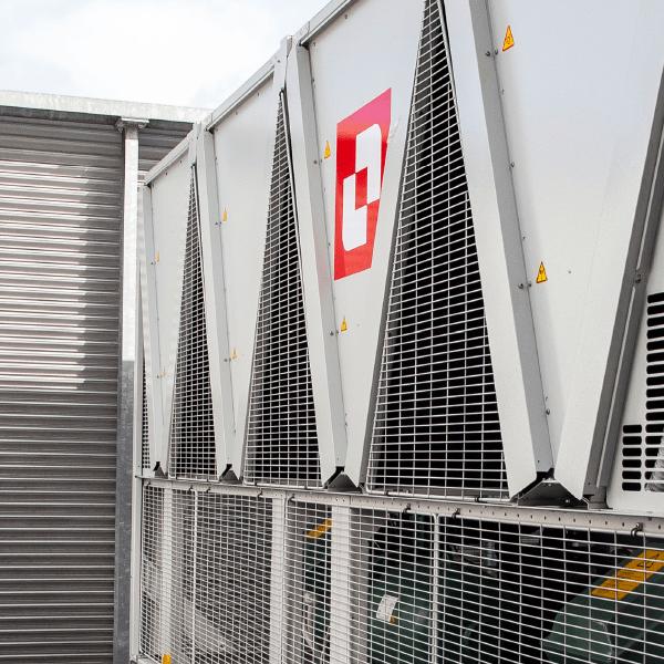 Extra koelvermogen voor monumentale Van Nellefabriek